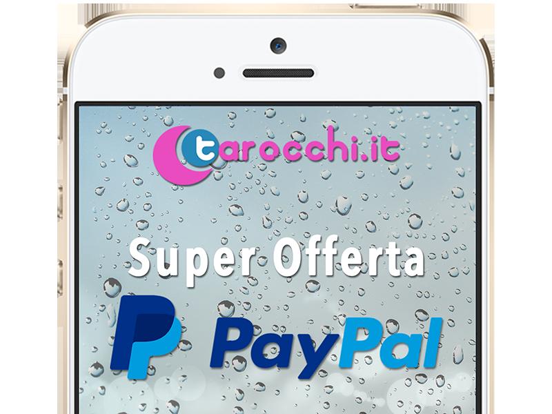 tarocchi on line risparmia con PayPal